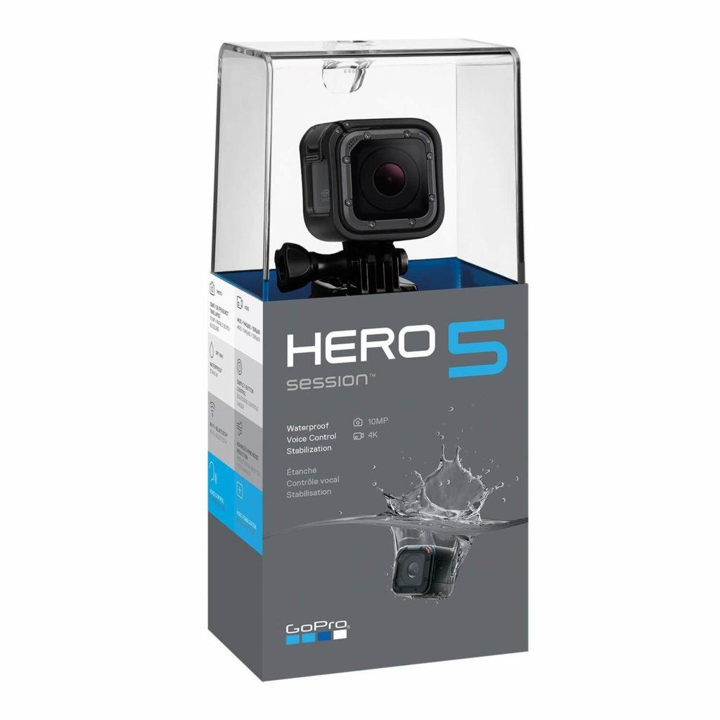 Go Pro Hero 5 Session zum Schnorcheln