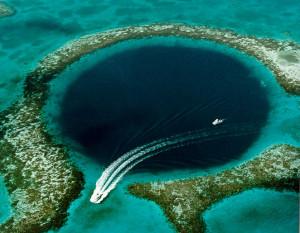 Great_Blue_Hole Belize Schnorcheln