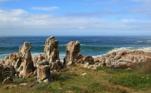 Schnorchelgebiete Südafrika