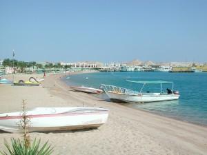 Schnorcheln_Ägypten_Strand