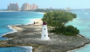 Schnorchelplatz Bahamas