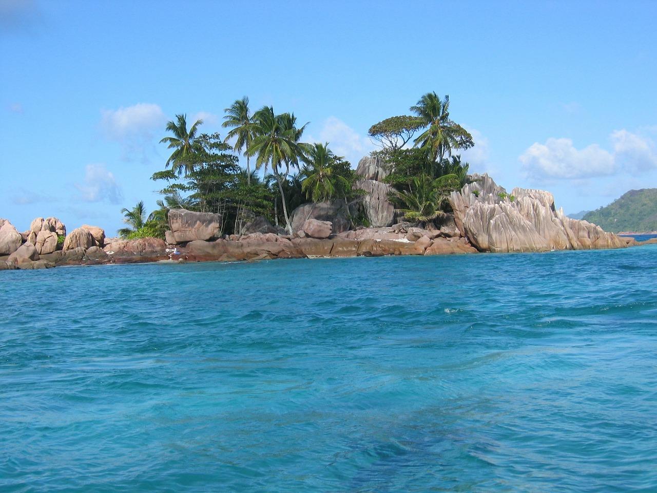 Schnorchelgebiete Seychellen