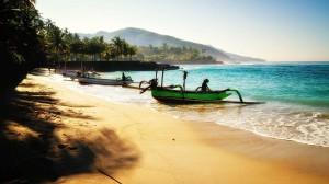 Strand Indonesien Inseln Tauchen