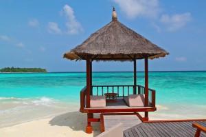 Strand Malediven Schnorchen Tauchen