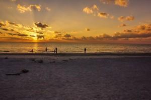 Schnorchelgebiete Mexiko: Traumhafte Sonnenuntergänge sind keine Seltenheit