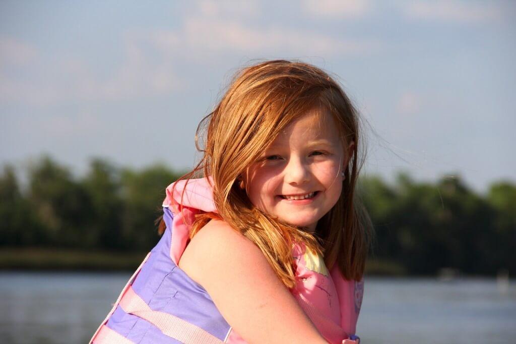 Aufblasbare Schwimmweste Kinder Test