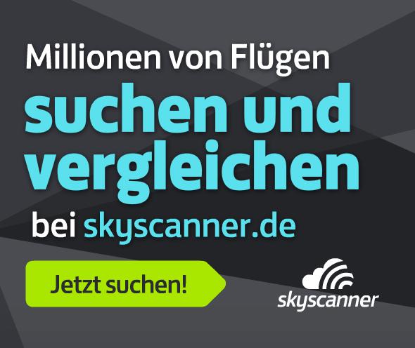 Skyscanner Flüge
