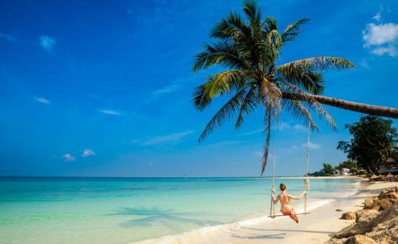 Koh Phangan Mae Haad Beach