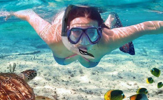 Premiumschnorchelset Snorkel Star im Test