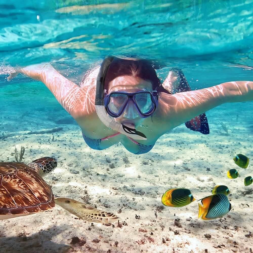 Snorkel Star Schnorchelset