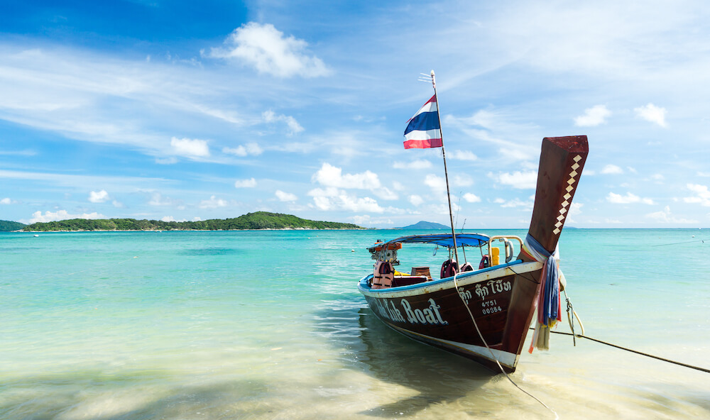Anreise nach Coral Island Phuket